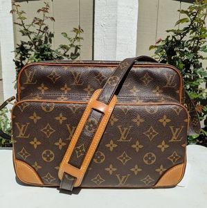 Louis Vuitton Shoulder Bag Nile
